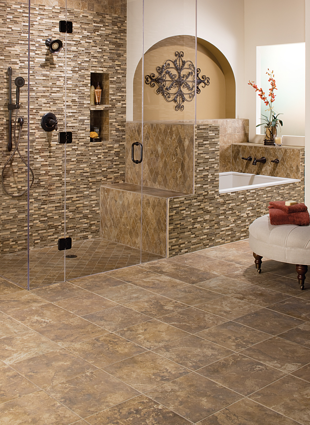 ceramic porcelain tile and natural stone easley 39 s floor covering